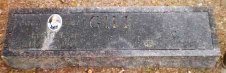 GILL, ROBERT HENRY - Ashley County, Arkansas | ROBERT HENRY GILL - Arkansas Gravestone Photos