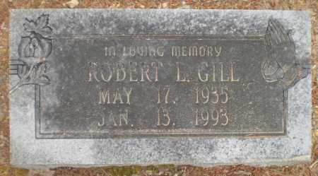 GILL, ROBERT L - Ashley County, Arkansas | ROBERT L GILL - Arkansas Gravestone Photos