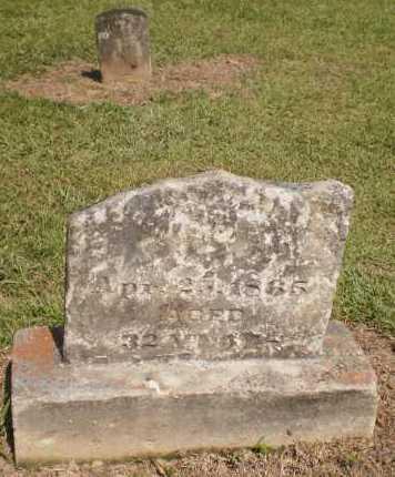 HARRIS, WILLIAM - Ashley County, Arkansas | WILLIAM HARRIS - Arkansas Gravestone Photos