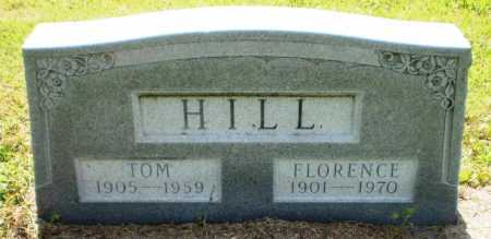 HILL, TOM - Ashley County, Arkansas | TOM HILL - Arkansas Gravestone Photos