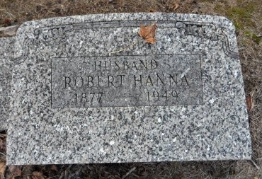 HANNA, ROBERT - Ashley County, Arkansas | ROBERT HANNA - Arkansas Gravestone Photos