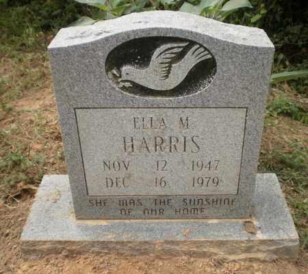 HARRIS, ELLA M - Ashley County, Arkansas | ELLA M HARRIS - Arkansas Gravestone Photos