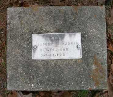 """HARRIS, JOSEPH H """"JOE"""" - Ashley County, Arkansas   JOSEPH H """"JOE"""" HARRIS - Arkansas Gravestone Photos"""