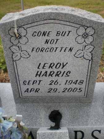 HARRIS, LEROY - Ashley County, Arkansas | LEROY HARRIS - Arkansas Gravestone Photos