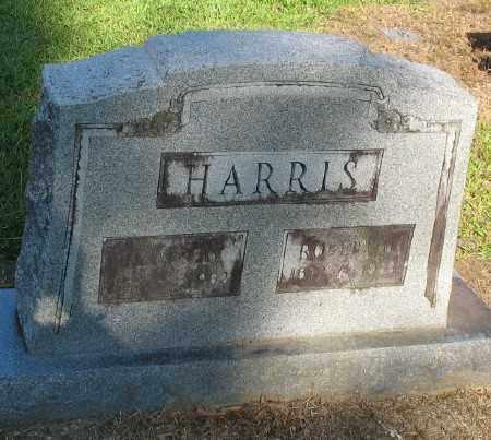 HARRIS, ROBERT H. - Ashley County, Arkansas   ROBERT H. HARRIS - Arkansas Gravestone Photos