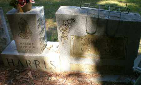 HARRIS, ROBBIE COLE - Ashley County, Arkansas | ROBBIE COLE HARRIS - Arkansas Gravestone Photos