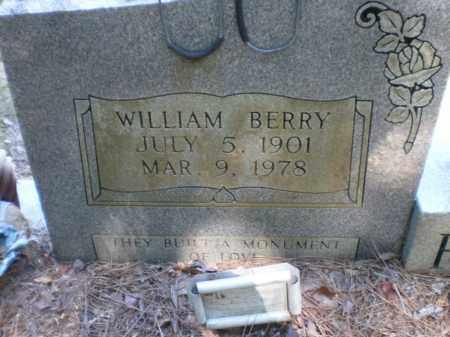 HARRIS, WILLIAM BERRY - Ashley County, Arkansas | WILLIAM BERRY HARRIS - Arkansas Gravestone Photos