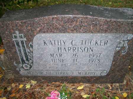 HARRISON, KATHY C - Ashley County, Arkansas | KATHY C HARRISON - Arkansas Gravestone Photos