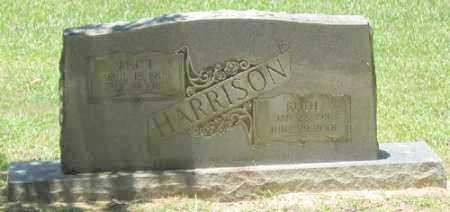 HARRISON, WHITT - Ashley County, Arkansas | WHITT HARRISON - Arkansas Gravestone Photos