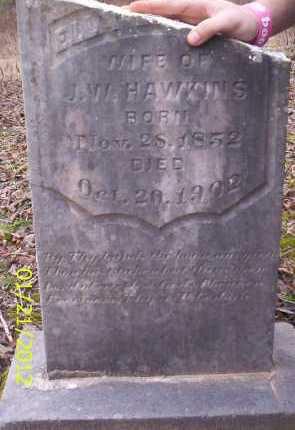 HAWKINS, ELLA - Ashley County, Arkansas   ELLA HAWKINS - Arkansas Gravestone Photos