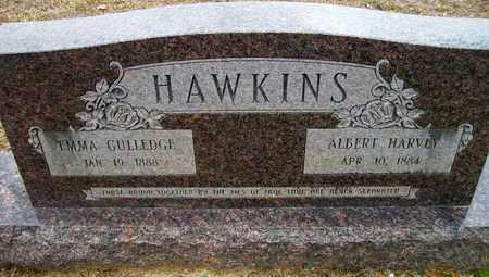 HAWKINS, ALBERT HARVEY - Ashley County, Arkansas | ALBERT HARVEY HAWKINS - Arkansas Gravestone Photos