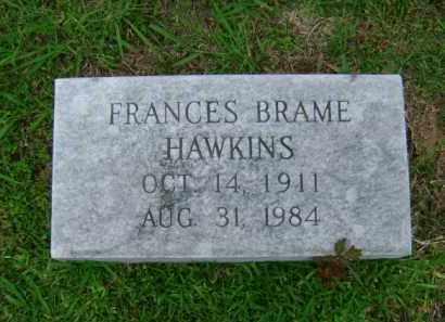 HAWKINS, FRANCES - Ashley County, Arkansas | FRANCES HAWKINS - Arkansas Gravestone Photos