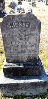 HAWKINS, JESSE - Ashley County, Arkansas   JESSE HAWKINS - Arkansas Gravestone Photos