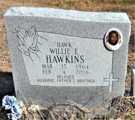 "HAWKINS, WILLIE E. ""HAWK"" - Ashley County, Arkansas | WILLIE E. ""HAWK"" HAWKINS - Arkansas Gravestone Photos"