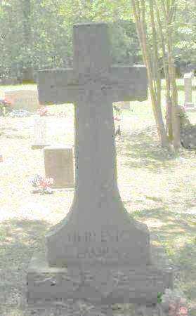 HERLEVIC FAMILY CROSS,  - Ashley County, Arkansas |  HERLEVIC FAMILY CROSS - Arkansas Gravestone Photos