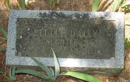 HILL, DAISY - Ashley County, Arkansas | DAISY HILL - Arkansas Gravestone Photos