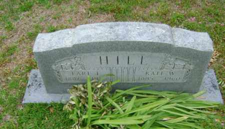 HILL, KATE - Ashley County, Arkansas | KATE HILL - Arkansas Gravestone Photos