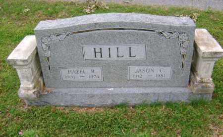 HILL, JASON C - Ashley County, Arkansas | JASON C HILL - Arkansas Gravestone Photos