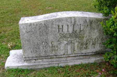HILL, JASON C - Ashley County, Arkansas | JASON C HILL - Arkansas Gravestone Photos