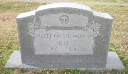 HILL, MAUDE - Ashley County, Arkansas | MAUDE HILL - Arkansas Gravestone Photos