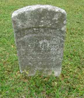 HILL, REANGA - Ashley County, Arkansas | REANGA HILL - Arkansas Gravestone Photos