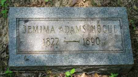 HOGUE, JEMIMA - Ashley County, Arkansas | JEMIMA HOGUE - Arkansas Gravestone Photos