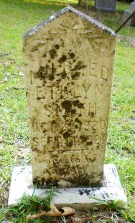 SMITH, MILDRED ETHLYN - Ashley County, Arkansas   MILDRED ETHLYN SMITH - Arkansas Gravestone Photos