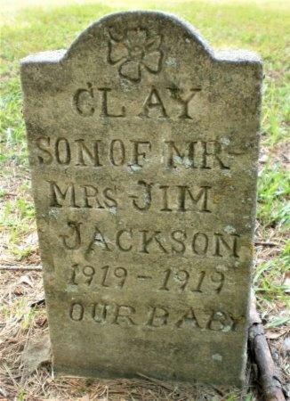 JACKSON, CLAY - Ashley County, Arkansas   CLAY JACKSON - Arkansas Gravestone Photos