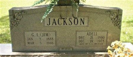 "JACKSON, G. L. ""JIM"" - Ashley County, Arkansas | G. L. ""JIM"" JACKSON - Arkansas Gravestone Photos"