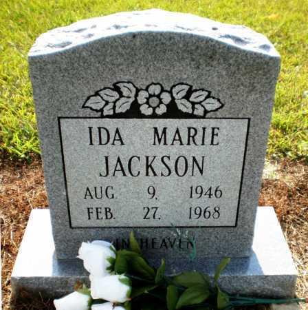 JACKSON, IDA MARIE - Ashley County, Arkansas | IDA MARIE JACKSON - Arkansas Gravestone Photos