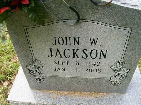 JACKSON, JOHN WILBERT - Ashley County, Arkansas | JOHN WILBERT JACKSON - Arkansas Gravestone Photos