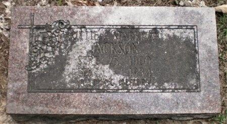 JACKSON, KITTIE L. - Ashley County, Arkansas | KITTIE L. JACKSON - Arkansas Gravestone Photos