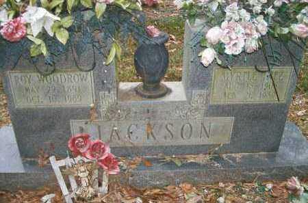 JACKSON, MYRTLE INEZ - Ashley County, Arkansas | MYRTLE INEZ JACKSON - Arkansas Gravestone Photos