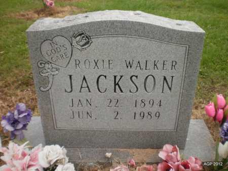 JACKSON, ROXIE - Ashley County, Arkansas | ROXIE JACKSON - Arkansas Gravestone Photos