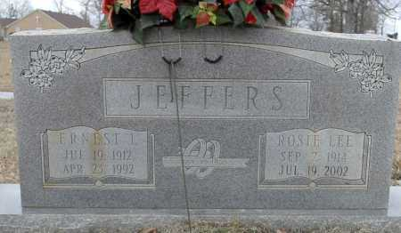 JEFFERS, ROSIE LEE - Ashley County, Arkansas | ROSIE LEE JEFFERS - Arkansas Gravestone Photos