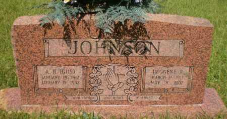 JOHNSON, IMOGENE R - Ashley County, Arkansas | IMOGENE R JOHNSON - Arkansas Gravestone Photos