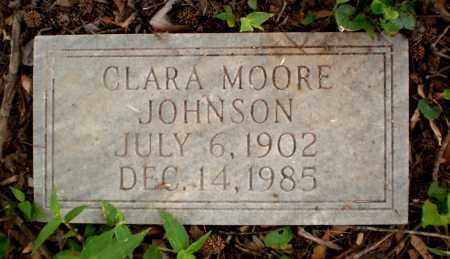 JOHNSON, CLARA - Ashley County, Arkansas | CLARA JOHNSON - Arkansas Gravestone Photos