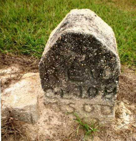 JOHNSON, CLAIBORNE L, REV - Ashley County, Arkansas | CLAIBORNE L, REV JOHNSON - Arkansas Gravestone Photos