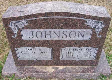 JOHNSON, CATHERINE - Ashley County, Arkansas   CATHERINE JOHNSON - Arkansas Gravestone Photos