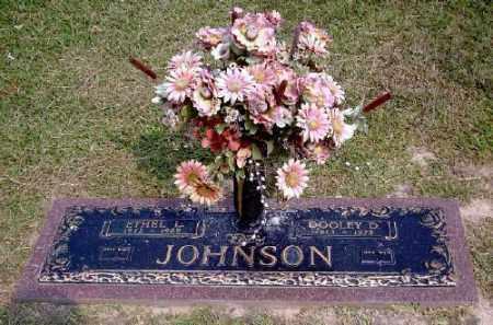 JOHNSON, ETHEL L. - Ashley County, Arkansas | ETHEL L. JOHNSON - Arkansas Gravestone Photos