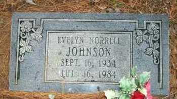 JOHNSON, EVELYN - Ashley County, Arkansas   EVELYN JOHNSON - Arkansas Gravestone Photos