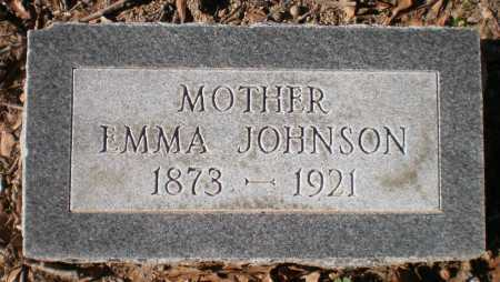 JOHNSON, EMMA - Ashley County, Arkansas | EMMA JOHNSON - Arkansas Gravestone Photos