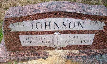 JOHNSON, SALLY - Ashley County, Arkansas   SALLY JOHNSON - Arkansas Gravestone Photos