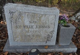 JOHNSON, JOE WILLIE - Ashley County, Arkansas | JOE WILLIE JOHNSON - Arkansas Gravestone Photos