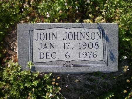 JOHNSON, JOHN - Ashley County, Arkansas   JOHN JOHNSON - Arkansas Gravestone Photos