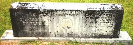 JOHNSON, J REUBEN - Ashley County, Arkansas   J REUBEN JOHNSON - Arkansas Gravestone Photos