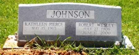 JOHNSON, KATHLEEN - Ashley County, Arkansas | KATHLEEN JOHNSON - Arkansas Gravestone Photos