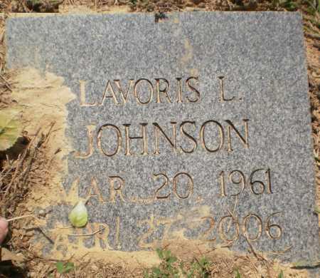 JOHNSON, LAVORIS LEVESTER (OBIT) - Ashley County, Arkansas   LAVORIS LEVESTER (OBIT) JOHNSON - Arkansas Gravestone Photos
