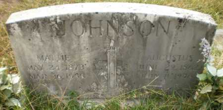 JOHNSON, MATTIE - Ashley County, Arkansas | MATTIE JOHNSON - Arkansas Gravestone Photos
