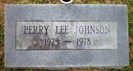 JOHNSON, PERRY LEE - Ashley County, Arkansas | PERRY LEE JOHNSON - Arkansas Gravestone Photos